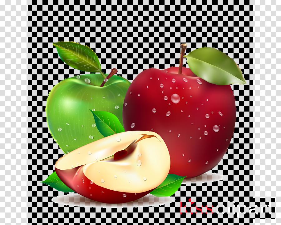 картинка яблок зеленых и красных она используется мессенджерах