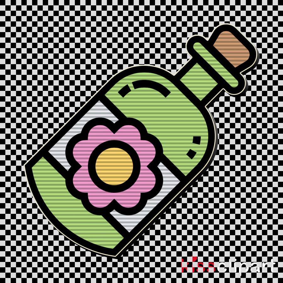 Essential oil icon Spa Element icon Oil icon
