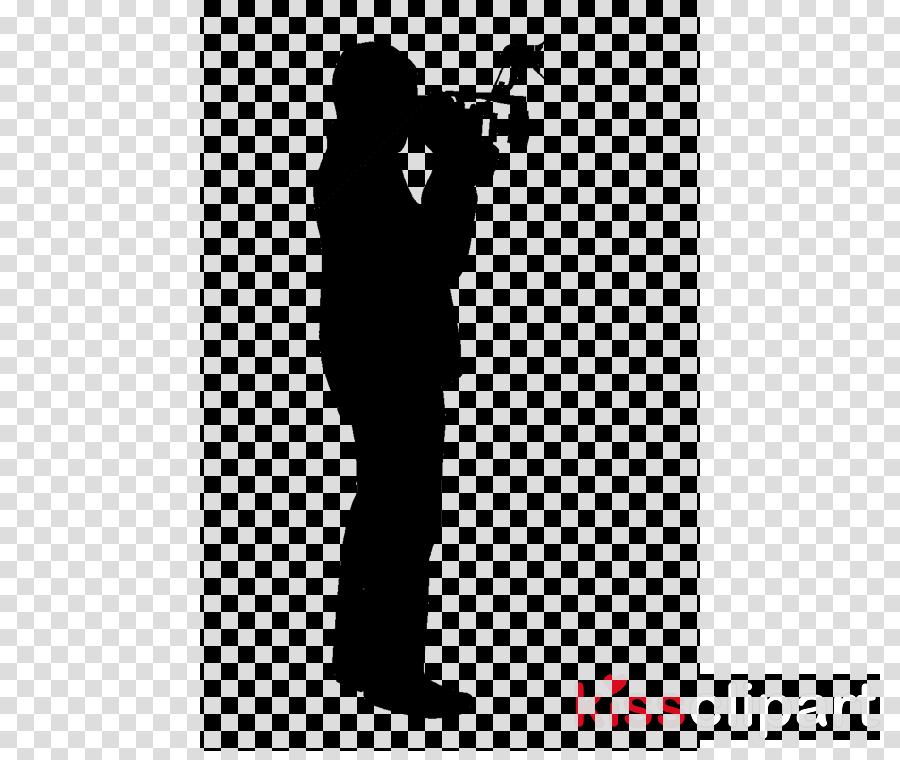 standing silhouette trumpeter trumpet camera operator