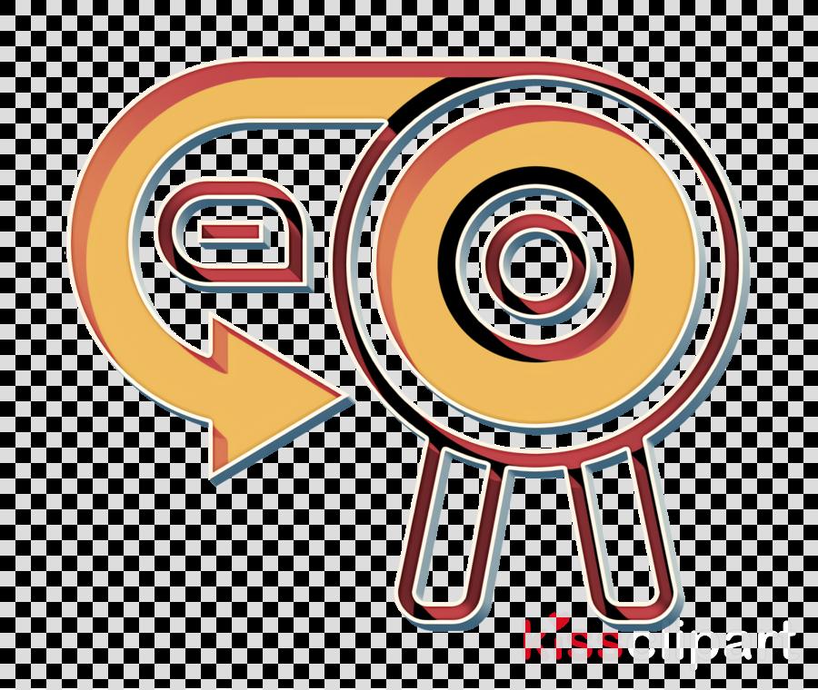 Objective icon Agile Methodology icon Target icon