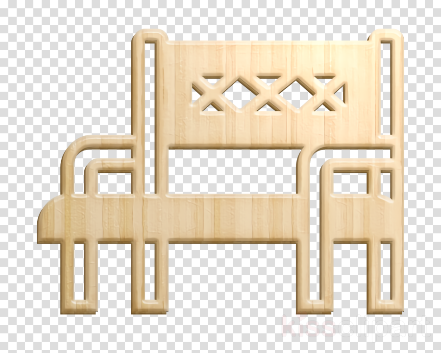 Architecture icon Bench icon