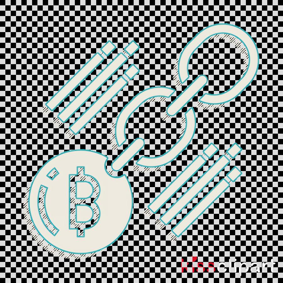 Blockchain icon Chain icon
