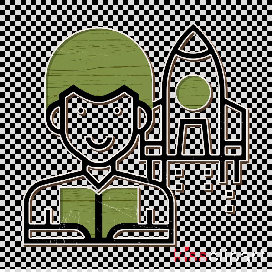 Astronomer icon Aerospace icon Astronautics Technology icon