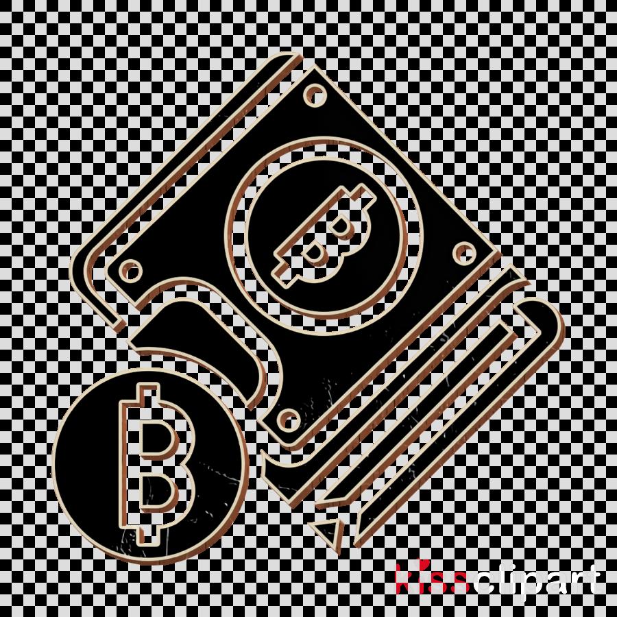 Blockchain icon Wallet icon