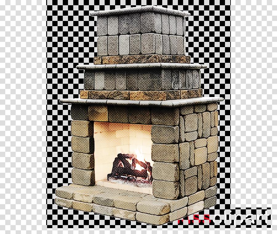 hearth fireplace masonry oven heat wood-burning stove