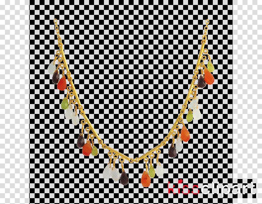 jewellery necklace body jewelry yellow chain