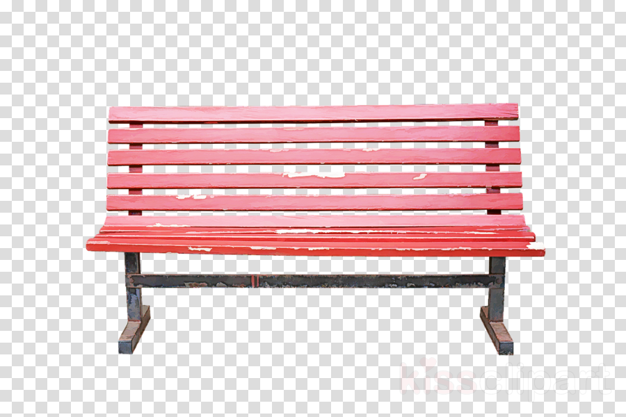furniture bench outdoor bench red pink