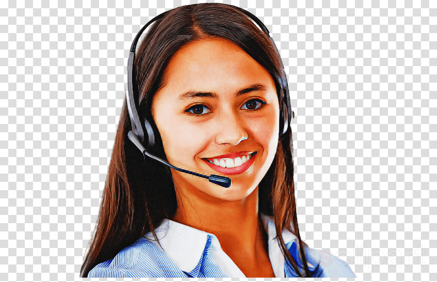 face call centre head mouth skin