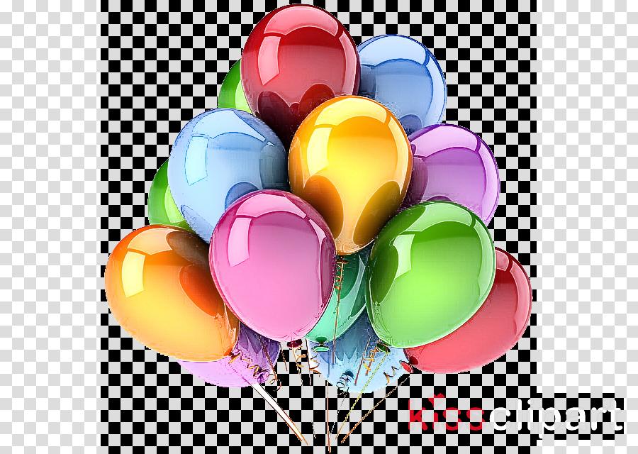 balloon party supply heart