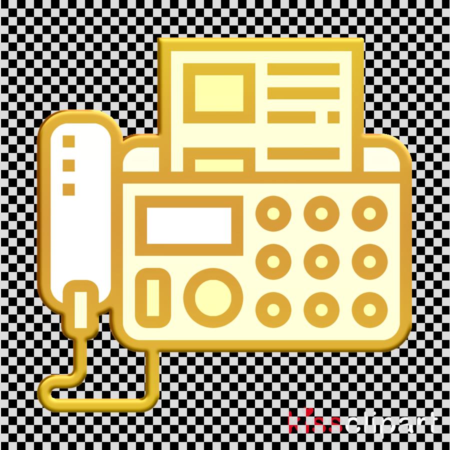 Fax icon Business Essential icon