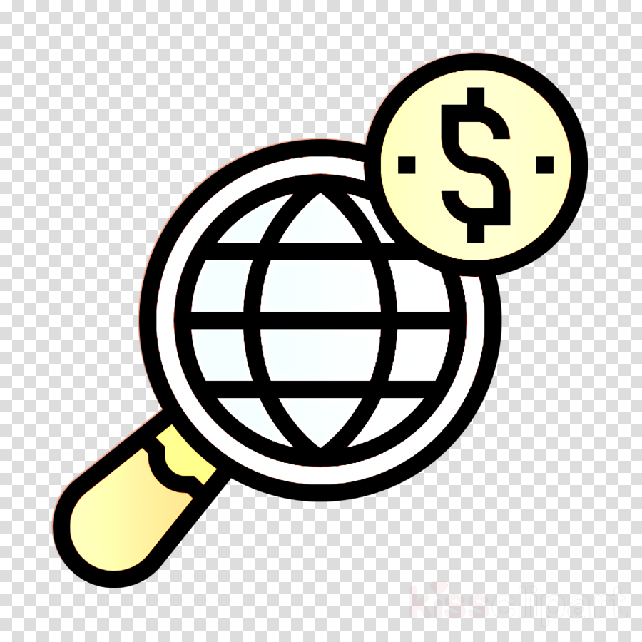Crowdfunding icon Search icon Business and finance icon