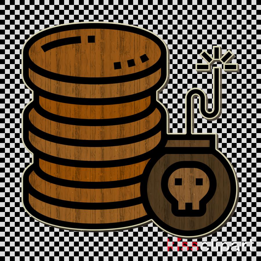 Bomb icon Cyber Crime icon Cyber attack icon