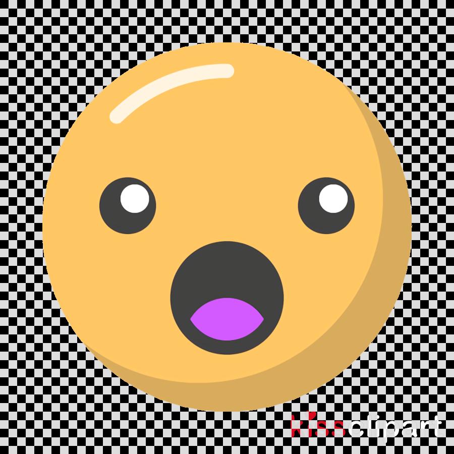 smiley surprise Emoticon emotion icon