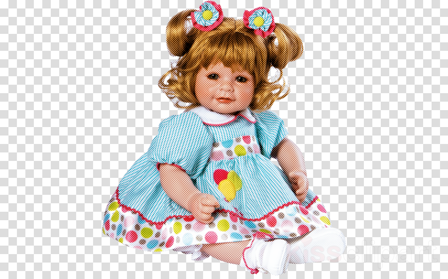 child doll toddler toy play