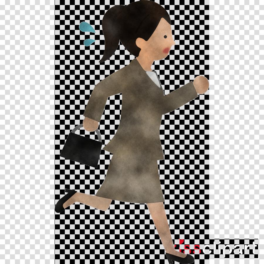 cartoon animation formal wear gesture