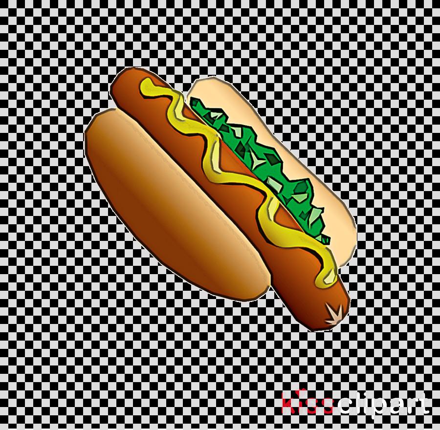 fast food hot dog bun hot dog bockwurst frankfurter würstchen