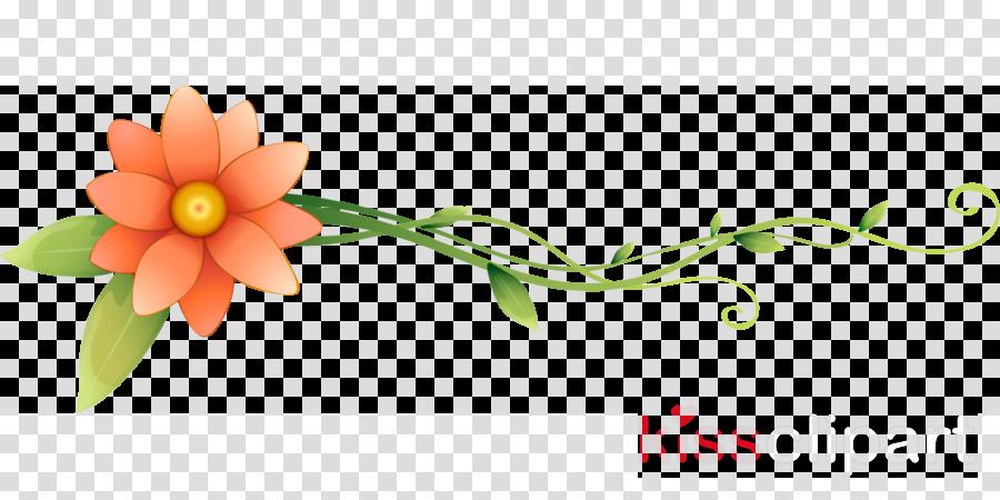 flower border flower background flower line