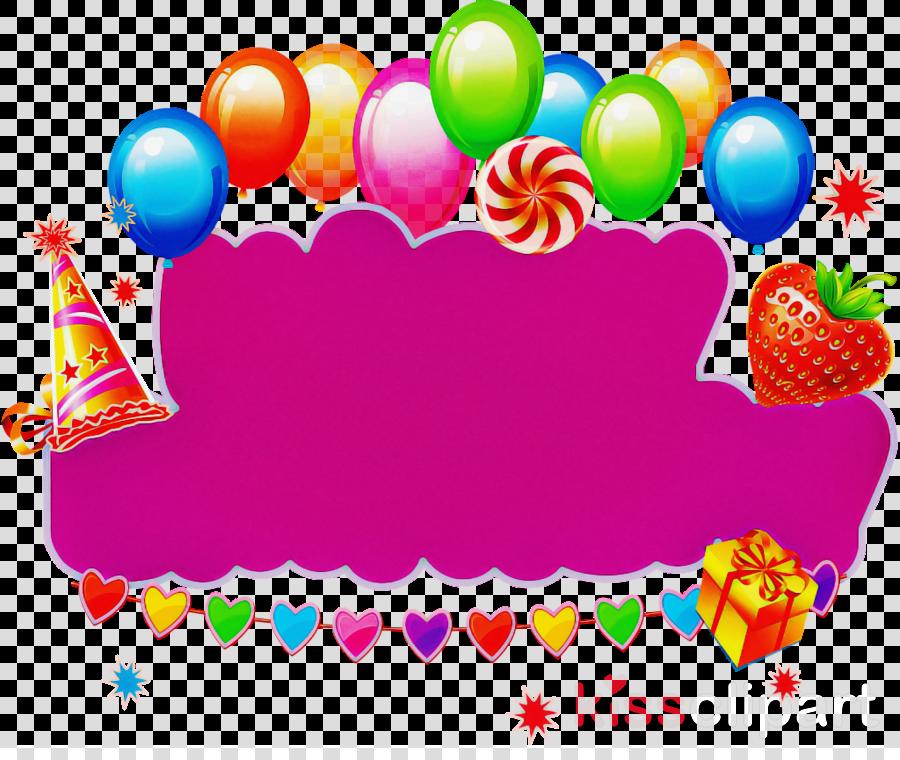 text party supply heart balloon birthday