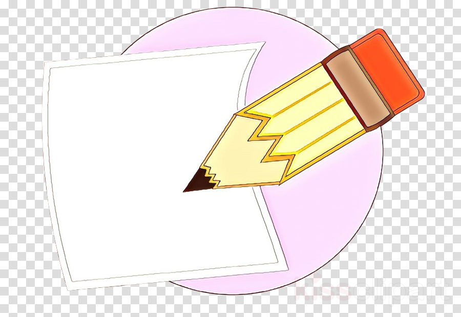 pink paper product