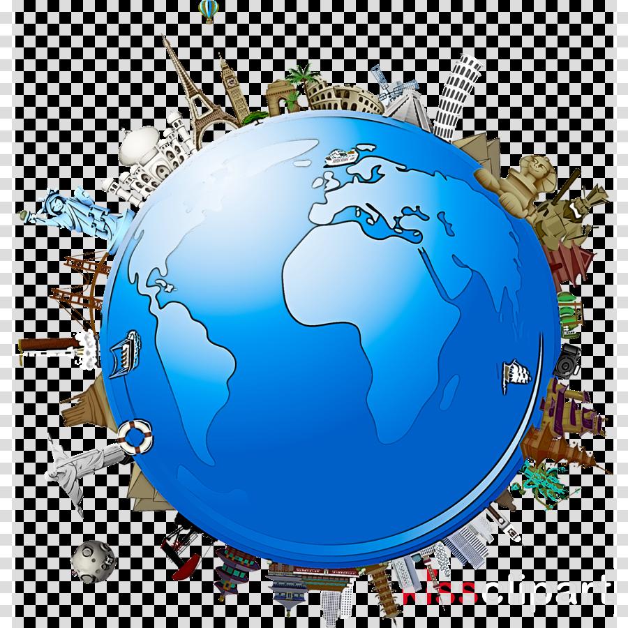 world globe earth planet interior design