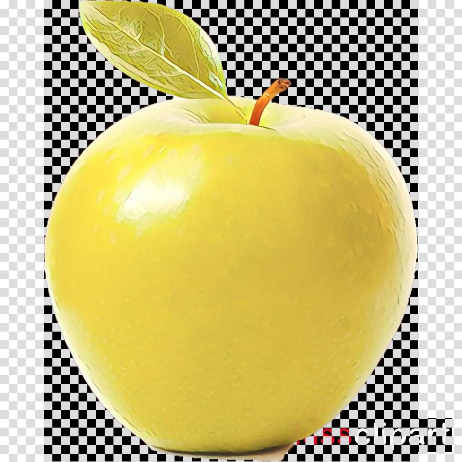 fruit apple natural foods yellow food