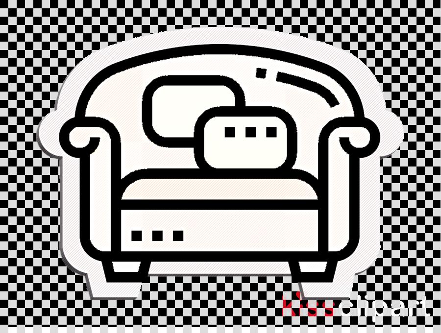 Hotel Services icon Sofa icon