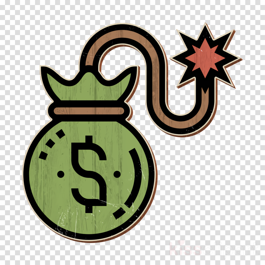 Investment icon Bomb icon Risky icon