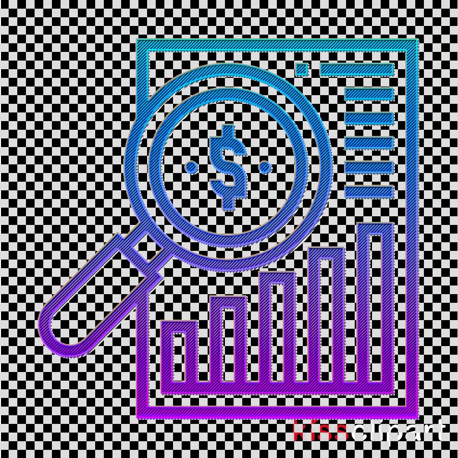 Investment icon Market analysis icon Stock market icon