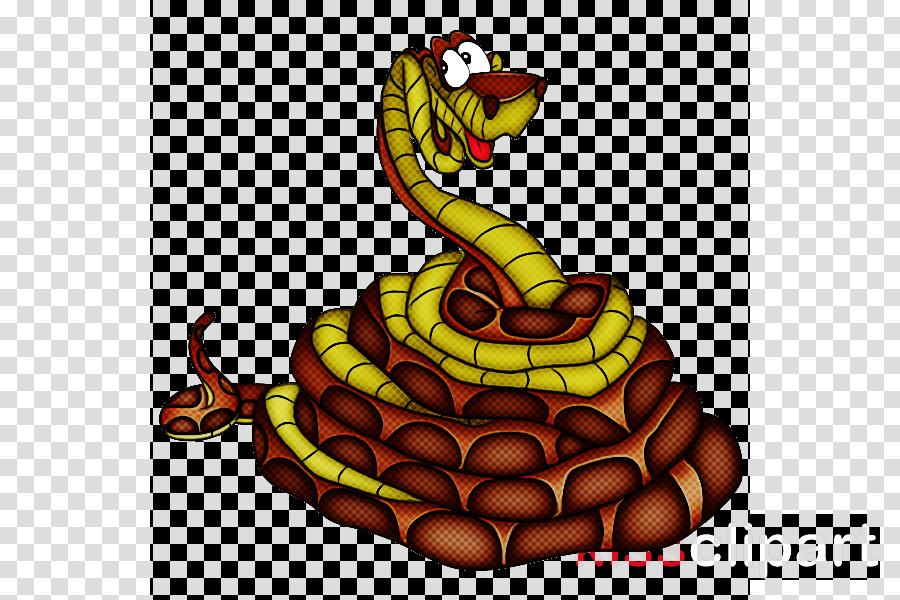 serpent snake reptile rattlesnake scaled reptile