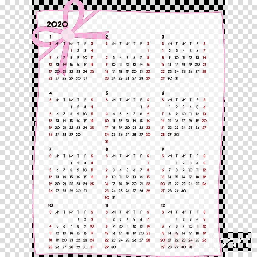 text calendar font line pattern