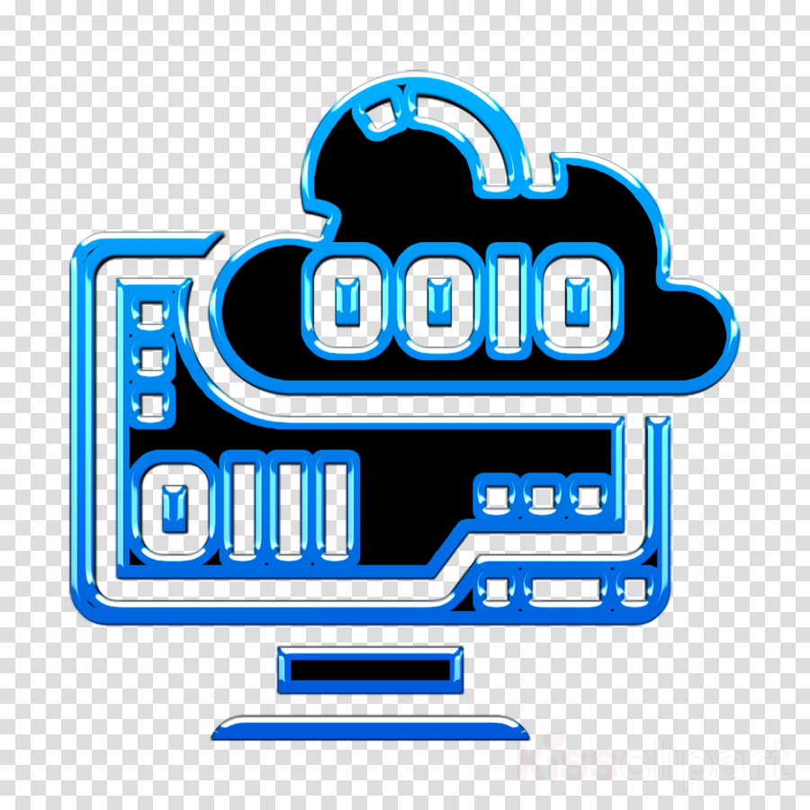 Ui icon Cloud computing icon Programming icon