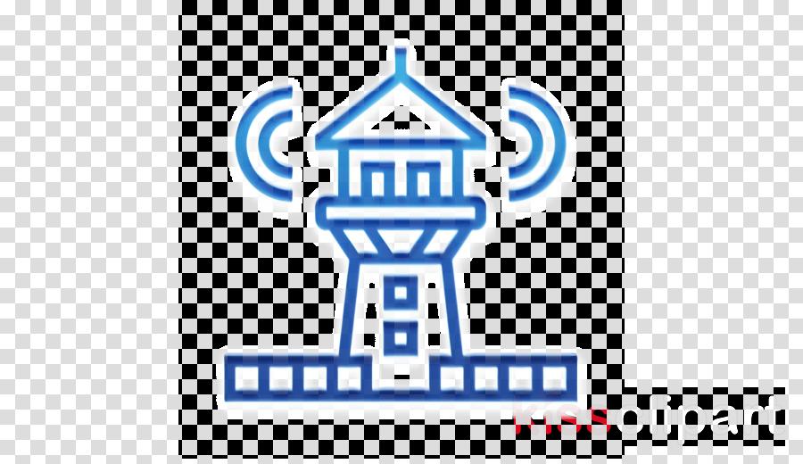 Lighthouse icon Tower icon Rescue icon