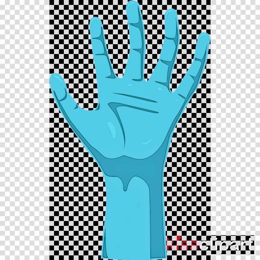 death hand halloween clipart hand finger glove transparent clip art kissclipart