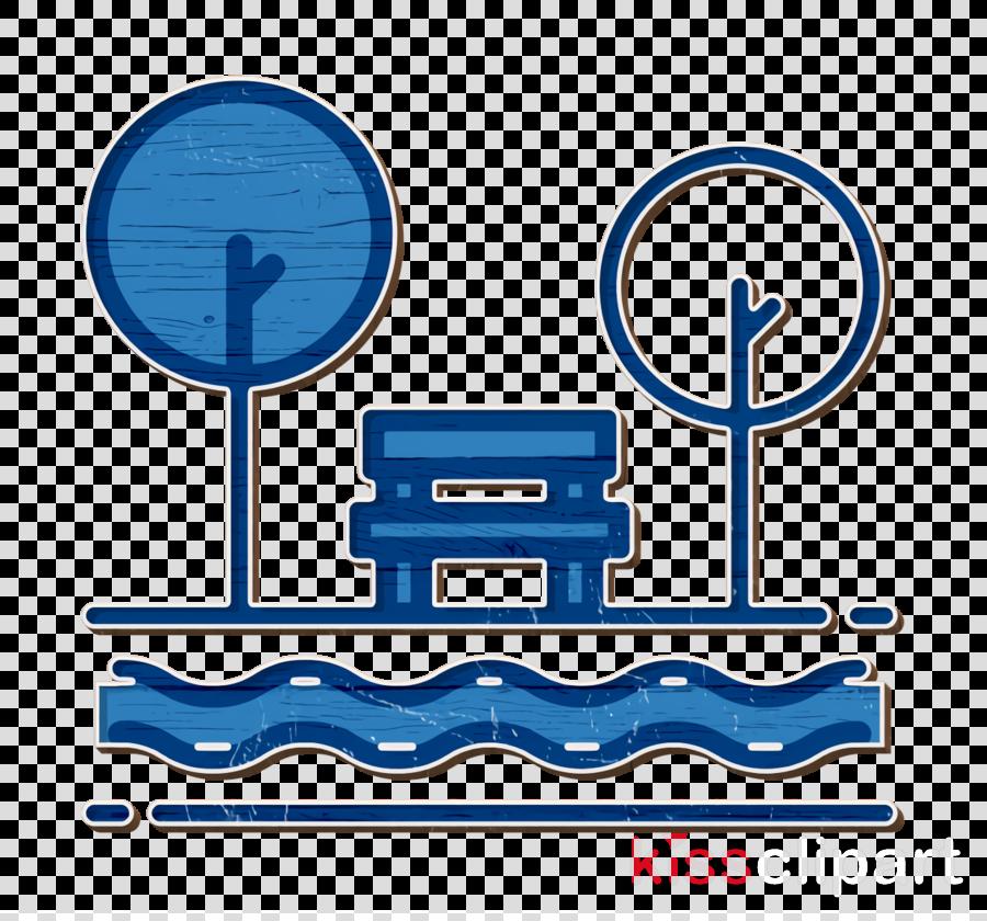 Park icon Nature icon River icon
