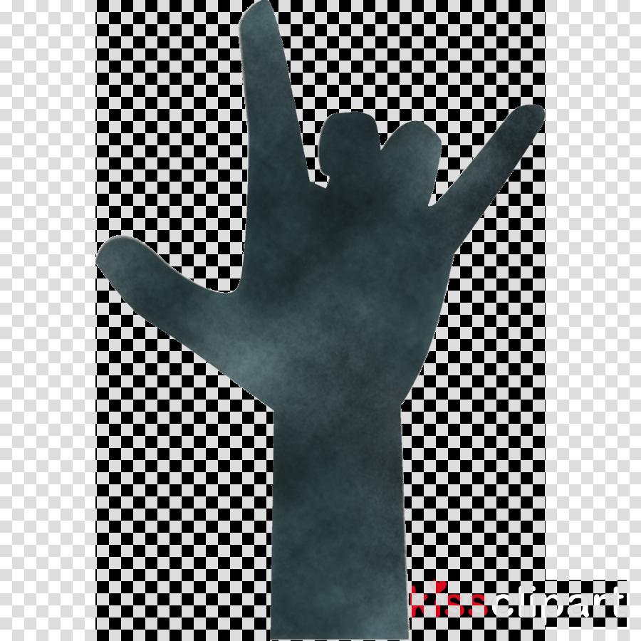 death hand halloween clipart glove hand finger transparent clip art kissclipart