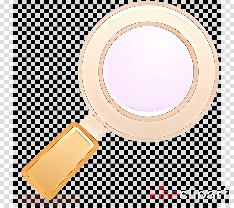 cosmetics material property makeup mirror beige magnifier