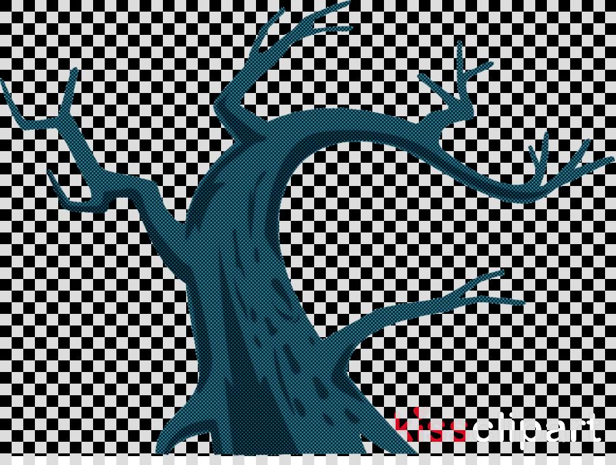 halloween tree tree