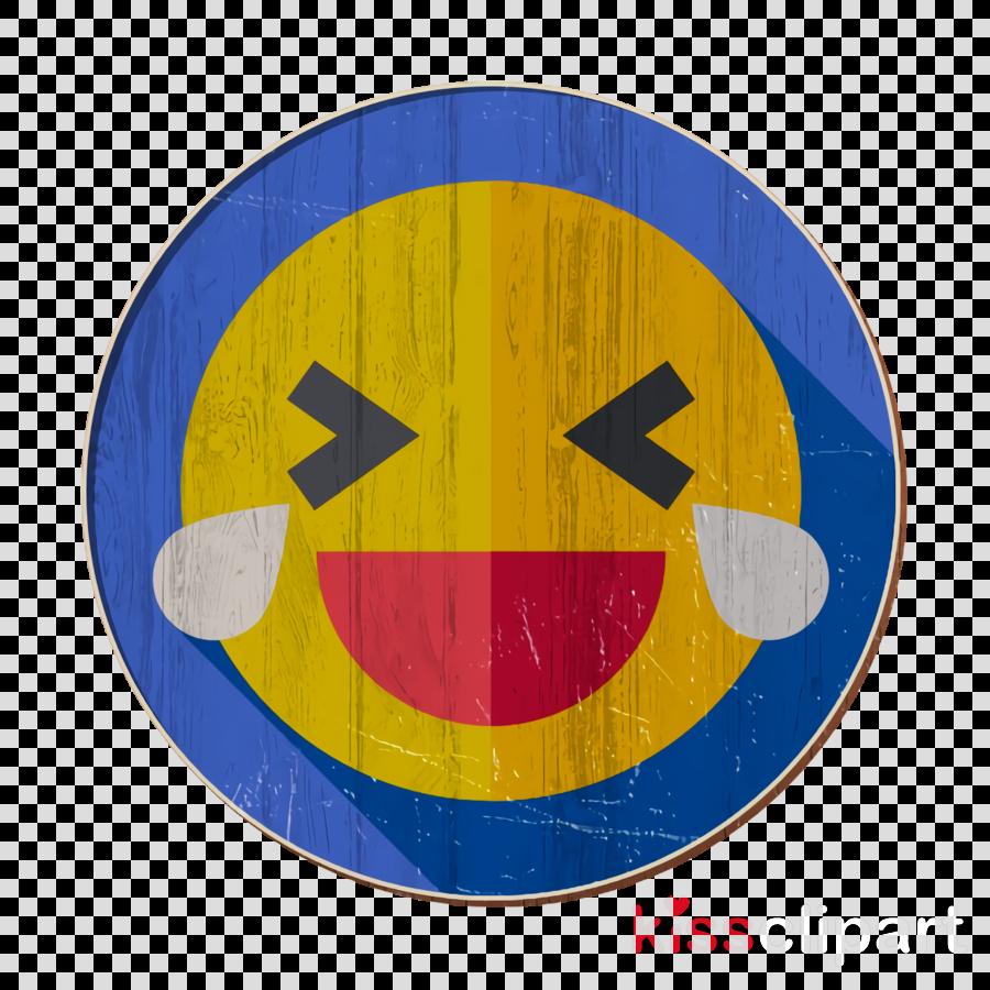 Emoji icon Emojis icon Laughing icon