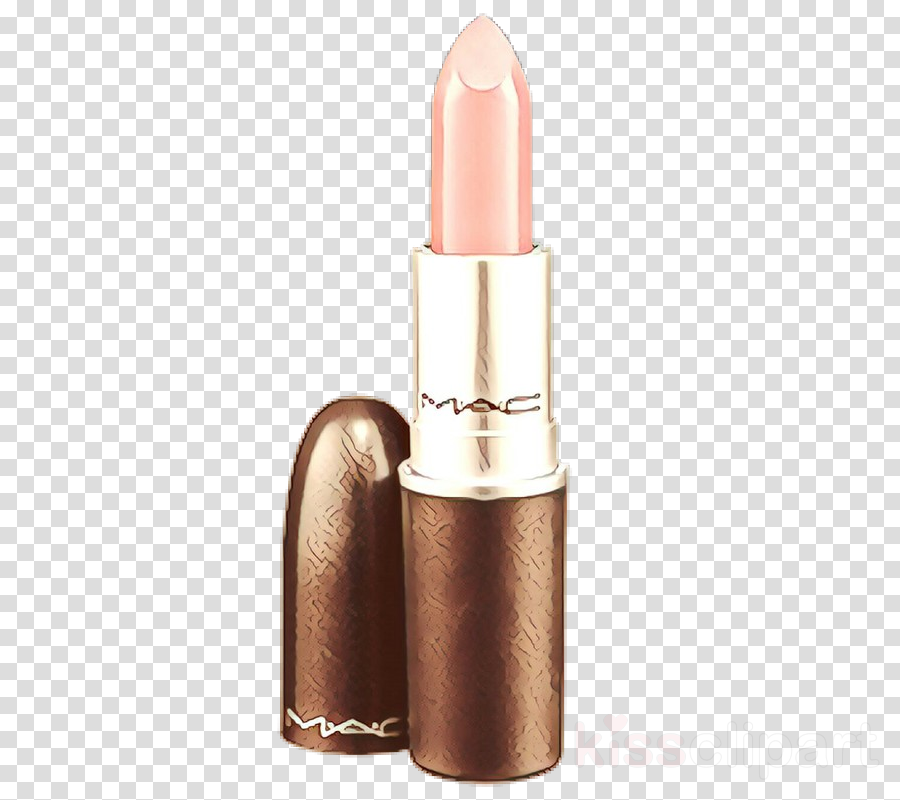 lipstick pink cosmetics red brown