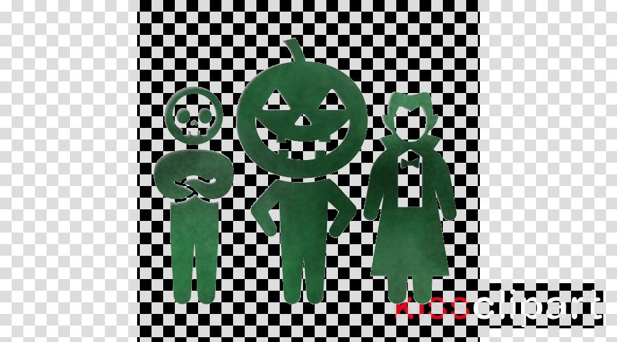 vampire Jack-o'-Lantern ghost