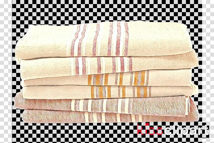 beige textile linens towel bedding