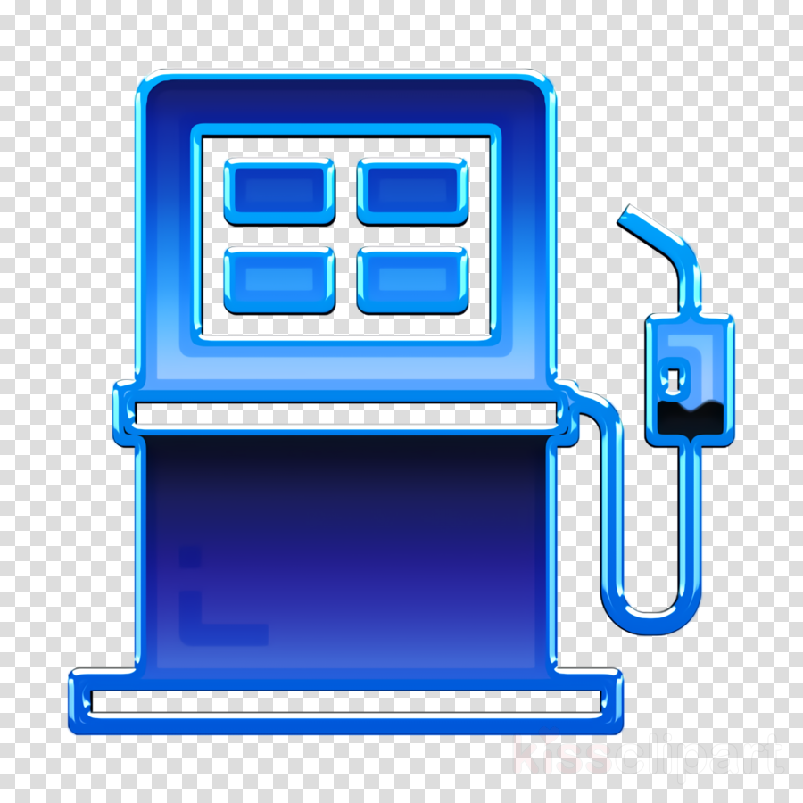 Electronic Device icon Fuel icon Gas icon