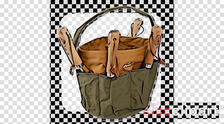 bag brown handbag beige leather