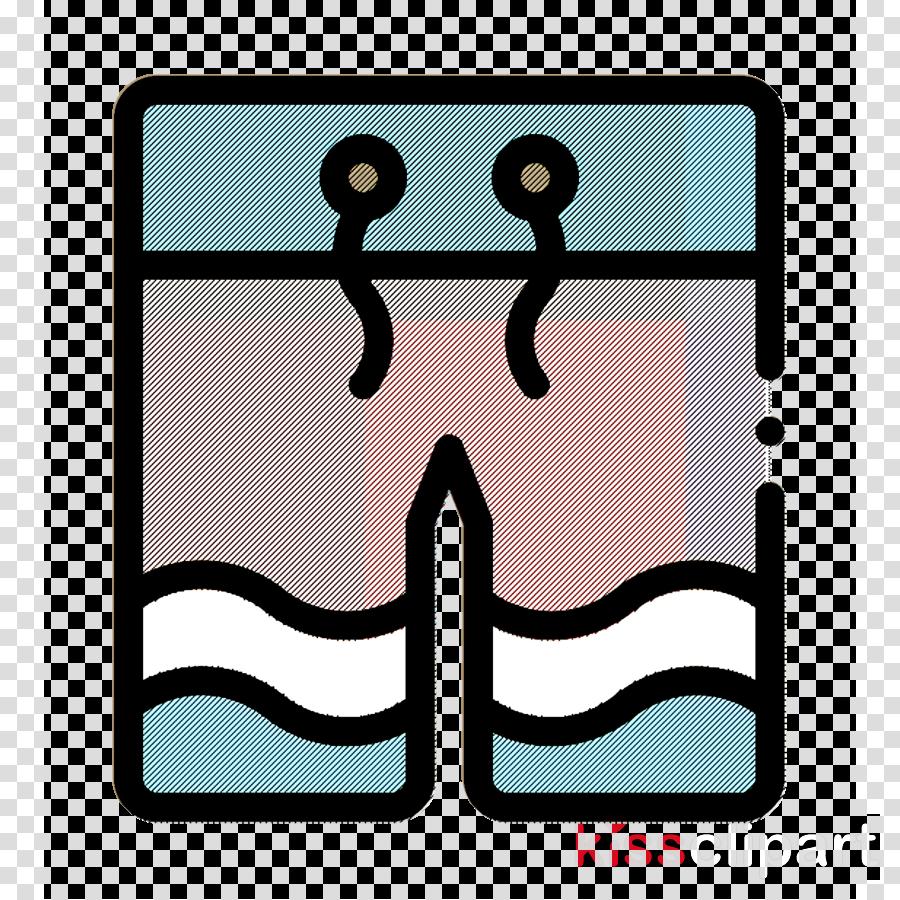 Swimming Pool icon Swimwear icon Underwear icon