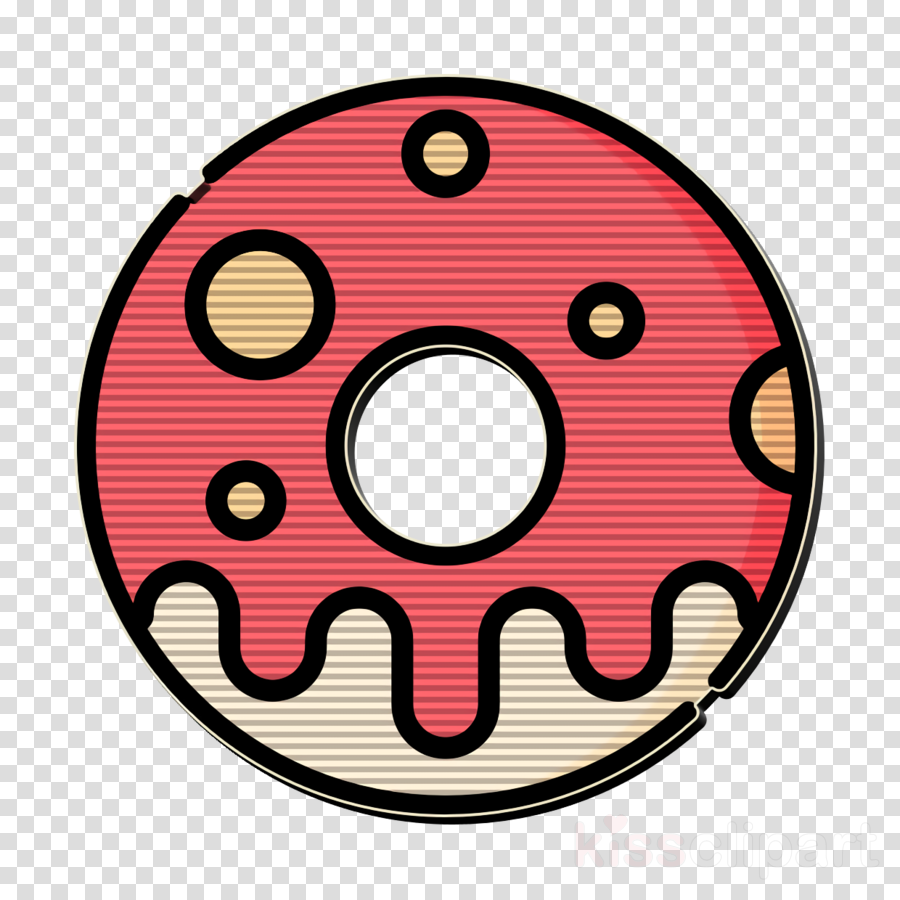 Donut icon Donuts icon Desserts and candies icon