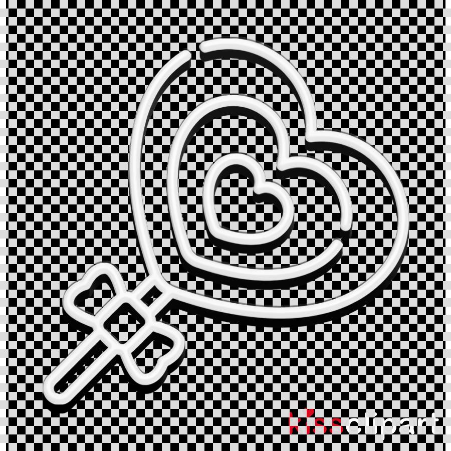 Love icon Lollipop icon Desserts and candies icon