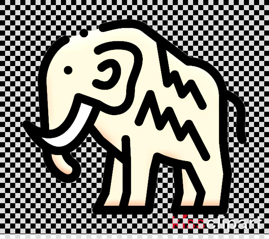 Mammoth icon Archeology icon