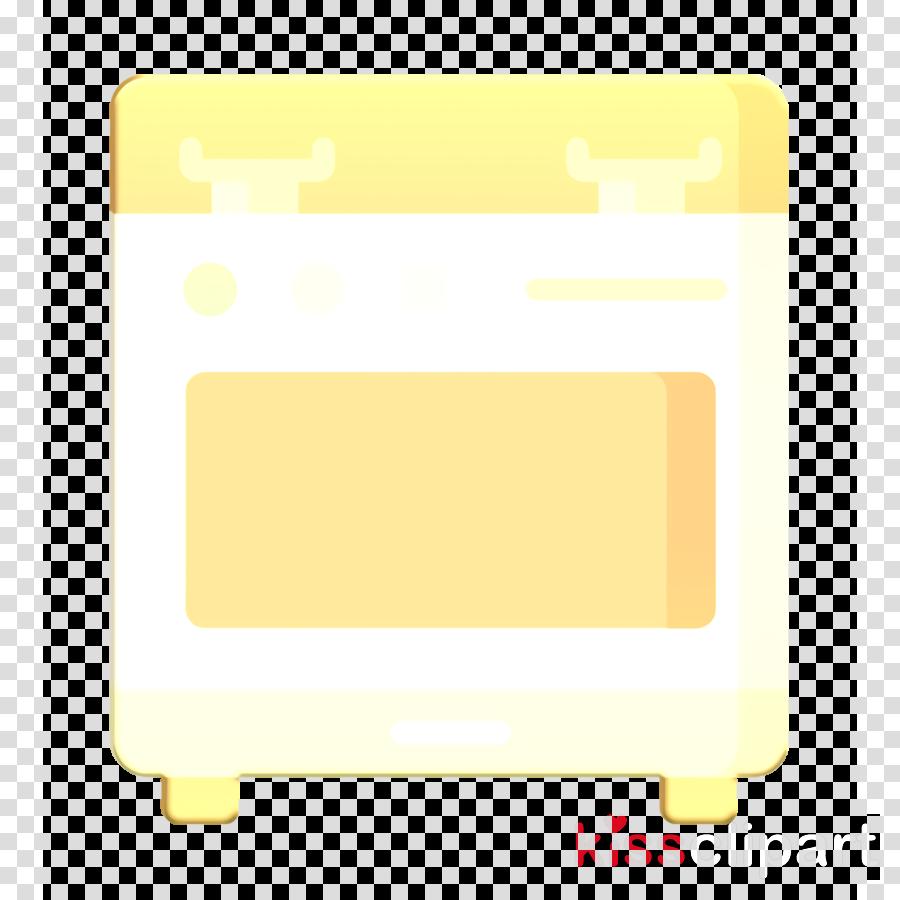 Stove icon Oven icon Home decoration icon