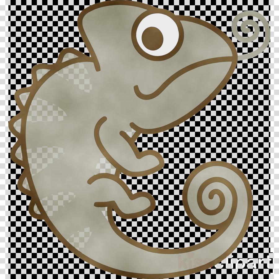 lizard chameleon gecko symbol