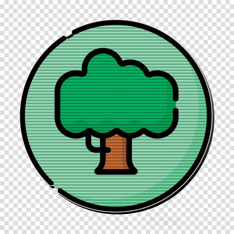 Tree icon Nature icon Climate Change icon
